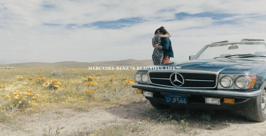 Mercedes Benz:  A Beautiful Life